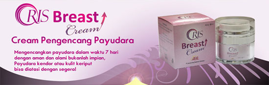 agen orist breast cream